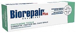 """Парфюми, Парфюмерия, козметика Паста за зъби """"Професионална защита и възстановяване"""" - Biorepair Plus"""