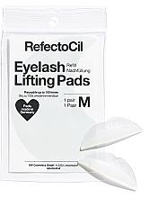 Парфюмерия и Козметика Силиконови подложки за ламиниране на мигли - RefectoCil Eyelash Lifting Pads M
