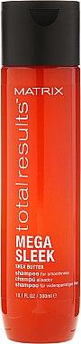 Шампоан за гладка коса - Matrix Total Results Mega Sleek Shampoo