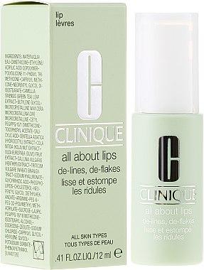 Продукт за грижа за устните - Clinique All About Lips — снимка N1