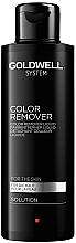 Парфюмерия и Козметика Лосион за почистване на боя от кожата - Goldwell System Color Remover Skin
