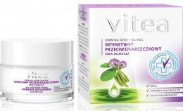 """Парфюми, Парфюмерия, козметика Крем за лице """"Интензивен, против бръчки"""" - Vitea Intensive Anti-Ageing Face Cream"""