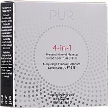 Парфюмерия и Козметика Минерален фон дьо тен - Pur 4-In-1 Pressed Mineral Makeup SPF15