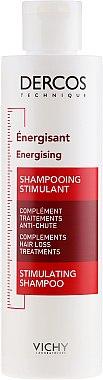 Тонизиращ шампоан с аминокиселини против косопад - Vichy Dercos Energising Shampoo — снимка N1