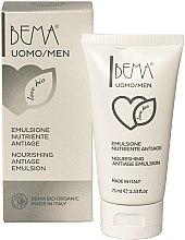 Парфюмерия и Козметика Антистарееща емулсия за мъже - Bema Nourishing Antiage Emulsion Men