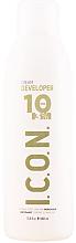 Парфюми, Парфюмерия, козметика Крем-активатор - I.C.O.N. Ecotech Color Cream Activator 10 Vol (3%)