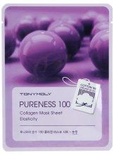 Парфюми, Парфюмерия, козметика Маска за лице с екстракт от колаген - Tony Moly Pureness 100 Collagen Mask Sheet