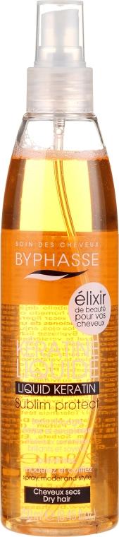 Спрей за суха коса с кератин - Byphasse Activ Protect Keratin Dry Hair Spray