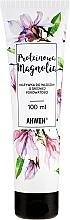 Парфюмерия и Козметика Веган балсам за коса със средна порьозност - Anwen Protein Conditioner for Hair with Medium Porosity Magnolia