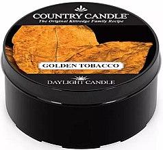 Парфюми, Парфюмерия, козметика Чаена свещ - Country Candle Golden Tobacco