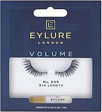 Парфюмерия и Козметика Изкуствени мигли №005 - Eylure Pre-Glued Accents Lash