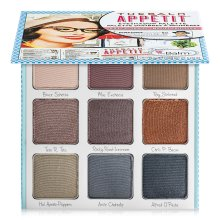 Палитра сенки за очи - theBalm Appetit Palette — снимка N1