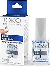 Парфюмерия и Козметика Витаминен възстановяващ балсам за нокти - Joko Manicure Salon