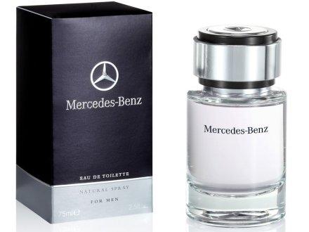 Mercedes-Benz Mercedes-Benz For Men - Тоалетна вода — снимка N1