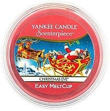 Парфюми, Парфюмерия, козметика Ароматен восък - Yankee Candle Christmas Eve Easy Melt Cup