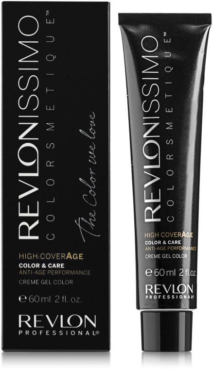 Крем-боя за коса - Revlon Professional Revlonissimo Anti Age Technology High Coverage XL150