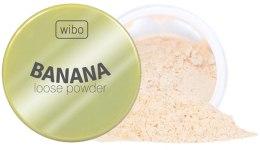 Парфюмерия и Козметика Бананова пудра за лице - Wibo Banana Loose Powder