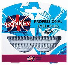 Парфюмерия и Козметика Мигли на снопчета - Ronney Professional Eyelashes 00037