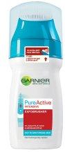 Парфюмерия и Козметика Почистващ гел с четка против акне - Garnier Skin Naturals