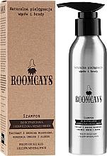 Парфюмерия и Козметика Шампоан за брада - Roomcays Shampoo