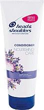 Парфюмерия и Козметика Балсам против пърхот за суха коса - Head & Shoulders Conditioner Nourishing Care