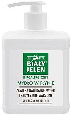 Хипоалергенен течен сапун - Bialy Jelen Hypoallergenic Soap