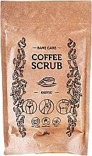 """Парфюмерия и Козметика Кафеен скраб """"Екзотик"""" - Bare Care Exotic Coffee Scrub"""