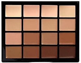 Парфюмерия и Козметика Палитра за грим - NYX Professional Makeup Pro Foundation Palette