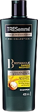 Парфюмерия и Козметика Шампоан за увредена коса - Tresemme Botanique Damage Recovery With Macadamia Oil & Wheat Protein Shampoo