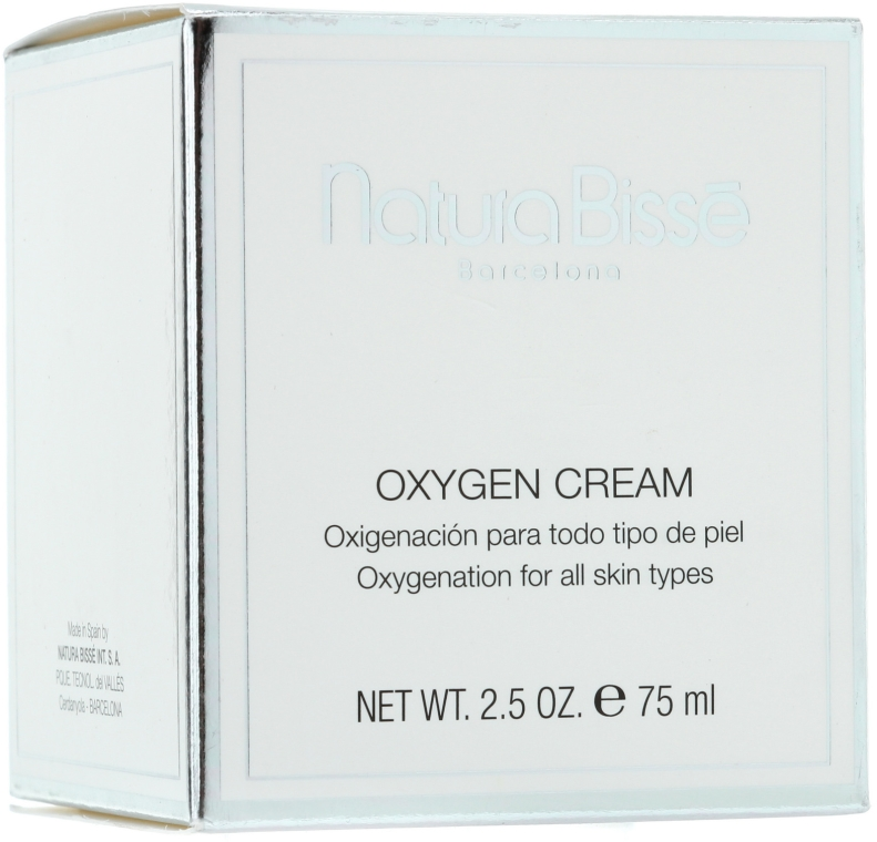 Оксигениращ крем - Natura Bisse Oxygen Cream — снимка N2