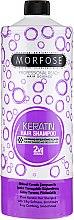 Парфюмерия и Козметика Шампоан за коса - Morfose Buble Keratin Hair Shampoo