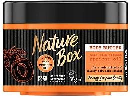 Парфюми, Парфюмерия, козметика Масло за тяло - Nature Box Apricot Oil Body Butter