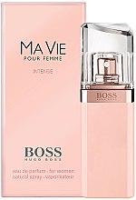 Парфюмерия и Козметика Hugo Boss Boss Ma Vie Pour Femme Intense - Парфюмна вода