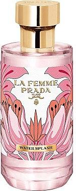 Prada La Femme Water Splash - Тоалетна вода — снимка N1
