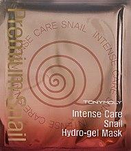 Парфюми, Парфюмерия, козметика Интензивна гел маска за лице с екстракт от охлюв - Tony Moly Intense Care Snail Hydro-gel Mask