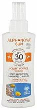 Парфюми, Парфюмерия, козметика Слънцезащитен спрей - Alphanova Sun Bio SPF30 Spray Voyage