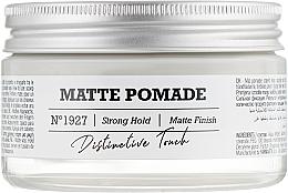 Парфюмерия и Козметика Матов восък за коса - FarmaVita Amaro Matte Pomade