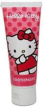 Парфюми, Парфюмерия, козметика Детска паста за зъби с аромат на ягоди - VitalCare Hello Kitty