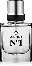 Парфюмерия и Козметика Aigner No 1 - Тоалетна вода