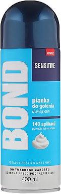 Пяна за бръснене - Bond Sensitive Shaving Foam — снимка N1