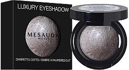 Парфюми, Парфюмерия, козметика Печени сенки за очи - Mesauda Milano Luxury Eyeshadow Mono