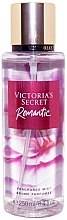 Парфюмерия и Козметика Парфюмен спрей за тяло - Victoria's Secret Romantic Fragrance Body Mist