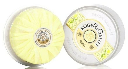 "Парфюмен сапун ""Цитрон"" - Roger & Gallet Cedrat Perfumed Soap — снимка N1"