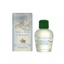Парфюмерия и Козметика Парфюмно масло - Frais Monde Mallow And Hawthorn Berries Perfume Oil