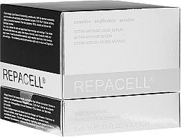 Парфюмерия и Козметика Антистареещ серум за чувствителна кожа - Klapp Repacell Extra Antiage Liquid Serum Sensitive