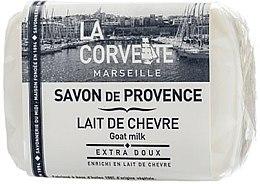 """Парфюмерия и Козметика Провансалски сапун """"Козе мляко"""" - La Corvette Provence Soap Goat Milk"""