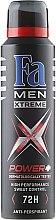 Мъжки дезодорант - Fa Men Xtreme Power+ Deodorant — снимка N1