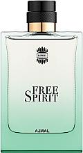 Парфюмерия и Козметика Ajmal Free Spirit - Парфюмна вода