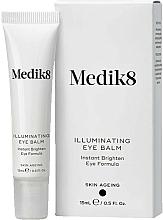 Парфюмерия и Козметика Изсветляващ околоочен балсам - Medik8 Illuminating Eye Balm