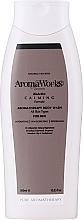 Парфюмерия и Козметика Успокояващ душ гел за мъже - AromaWorks Men's Calming Body Wash